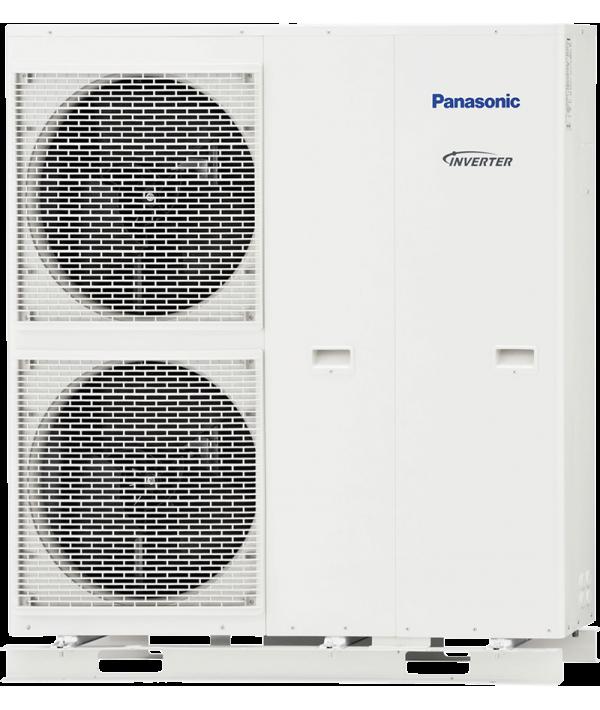 Panasonic Aquarea  HT 12 kW Monoblok Isı Pompası - Sadece Isıtma